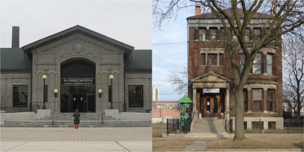 the Southside Community Arts Center and dusable museum 1200x600